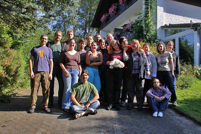 Gruppenbild WBT 2009