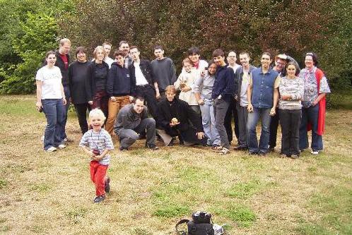 Gruppenbild WBT 2003 Alternative
