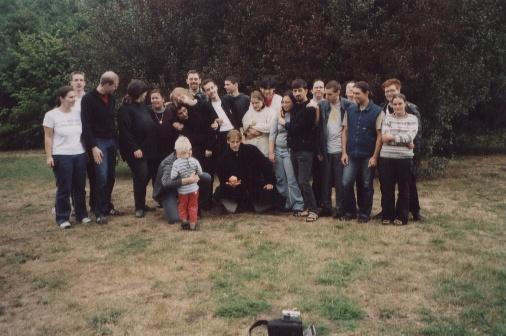 Gruppenbild WBT 2003