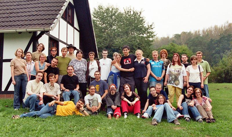 Gruppenbild WBT 2005
