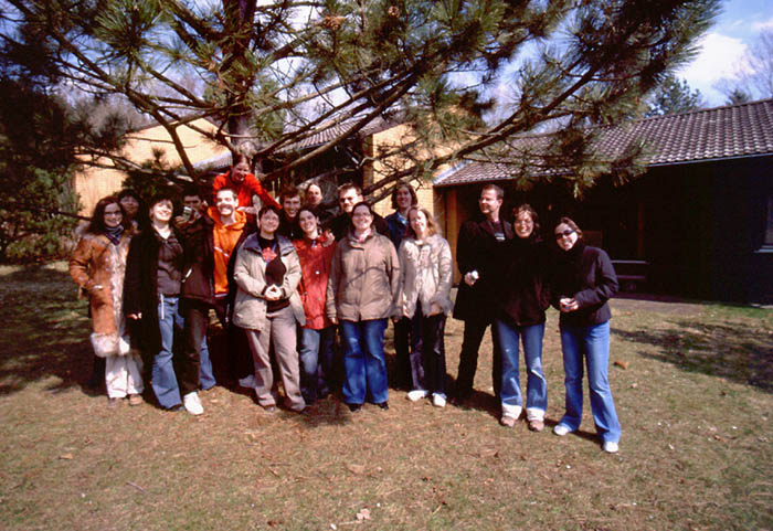 Gruppenbild FJT 2006