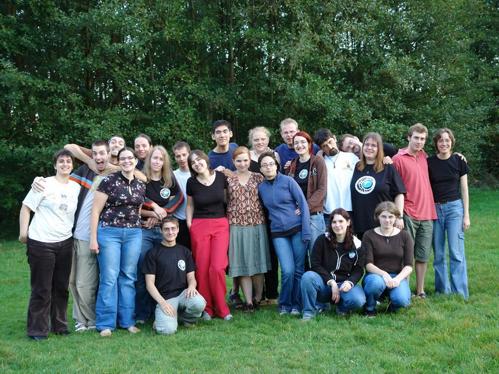 Gruppenbild WBT 2006