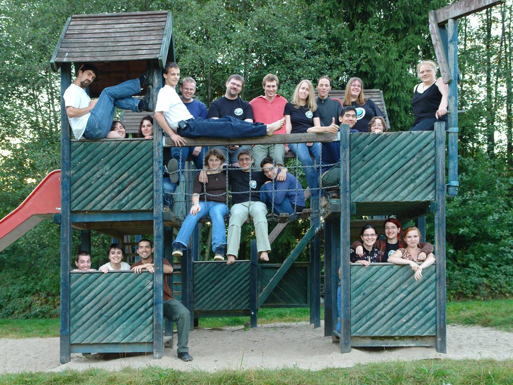 Gruppenbild WBT 2006 (Nr. 2)