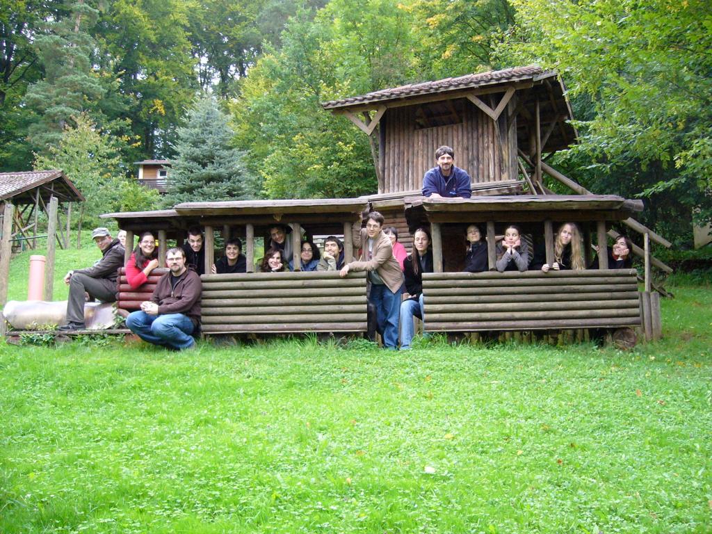 Gruppenbild WBT 2007