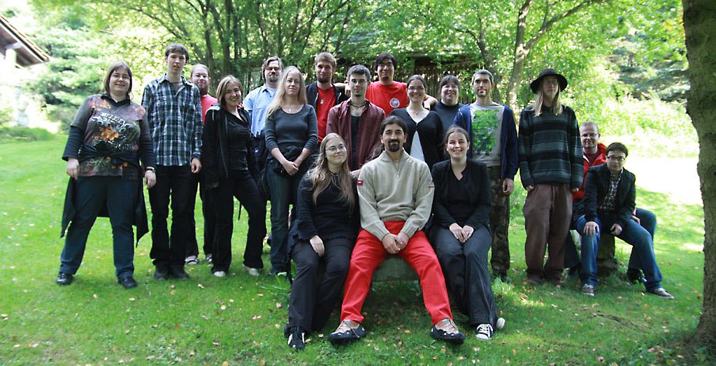Gruppenbild WBT 2010