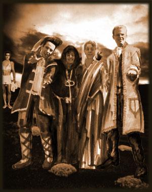 Gruppenbild WBT 2001