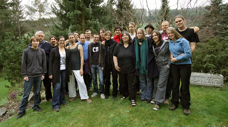 Gruppenbild FJT 2013